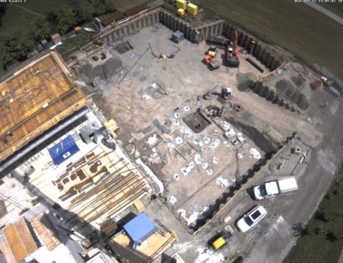 Baustelle Walchsmahd