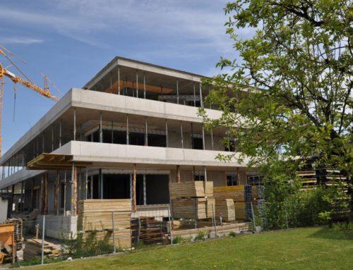 Update: Baustelle Wiesenrain